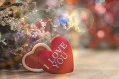 Saint Valentin, collection Photo libre de droits
