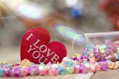 Saint Valentin, collection Image libre de droits