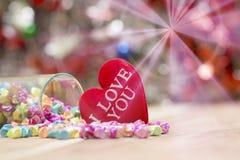 Saint Valentin, collection Photographie stock libre de droits