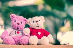 Saint Valentin et concept d'amour Photographie stock