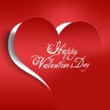 Saint-Valentin heureuse Photos stock
