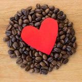 Saint-Valentin, mariage, amour, coeur rouge, coeur de papier Pape rouge Images stock