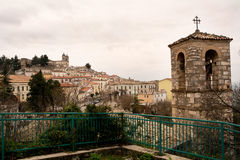 Saint Valentine in hither Abruzzo Stock Image