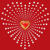 Saint Valentine's Day Stock Image