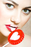 Saint Valentine's Day Royalty Free Stock Photography