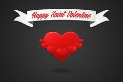 Saint Valentines day Royalty Free Stock Photos