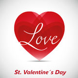 Saint Valentines day Royalty Free Stock Photography