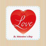Saint Valentines day Stock Photo