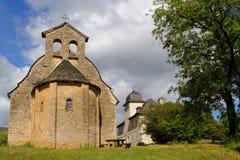 Saint-vem a capela do d'Olt Fotografia de Stock Royalty Free