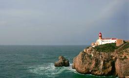 Saint Vicent lighthouse Stock Photo