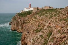 Saint Vicent lighthouse Stock Photography