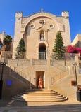 Saint Vincent de Paul church. Royalty Free Stock Photography