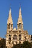 Saint-Vincent-de-Paul Church in Marseille Stock Photo