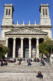 Saint Vincent de Paul Church in Paris Stock Photography