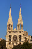 Saint-Vincent de Paul kościół w Marseille Zdjęcie Stock