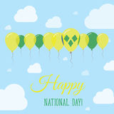 Saint Vincent And The Grenadines National Day. Stock Images