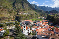 Saint Vincent, Madeira, Portugal,  São Vicente Stock Photography
