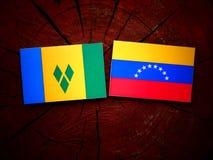 Saint Vincent och Grenadinerna stock illustrationer