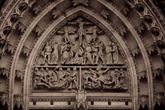 Saint Vitus Cathedral Royalty Free Stock Photo