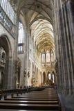 Saint Vitus Cathedral Stock Photo