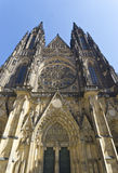 Saint Vitus Cathedral Stock Photos