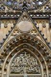 Saint Vitus Cathedral Photos libres de droits