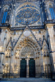 Saint Vitus cathedral, prague Royalty Free Stock Images