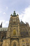 The Saint Vitus Cathedral, Prague Royalty Free Stock Images
