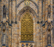 Saint Vitus Cathedral in Prague Royalty Free Stock Photo