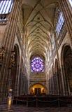 Saint Vitus's Cathedral Stock Photos
