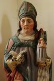 Saint Vitus sculpture Stock Images