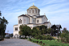 Saint Vladimir cathedral Stock Photography