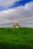 Saint Vladimir Cathedral in reserve Chersonese, Sevastopol Royalty Free Stock Photography