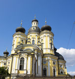 Saint Vladimir cathedral in St. Petersburg Royalty Free Stock Photos