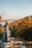 Saint Vladimir Monument image stock