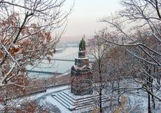 Saint Vladimir Monument in Kiev Royalty Free Stock Image