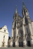 Saint Wenceslas Cathedra in Olomouc( Royalty Free Stock Image