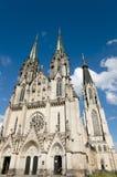 Saint Wenceslas Cathedral - Olomouc - Czech Republic Stock Images