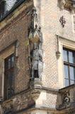 Saint Wenceslas statue Stock Photography