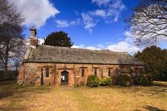 Saint Wilfrid's Chapel Stock Photo