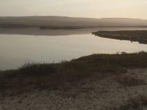 Saint Ynez river watershed Royalty Free Stock Image