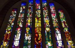 Sainte奥迪勒教会,巴黎,法国 免版税库存照片