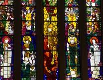 Sainte奥迪勒教会,巴黎,法国 免版税图库摄影