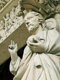 sainte входа chapelle Стоковое Изображение