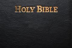 Sainte Bible Images libres de droits