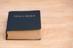 Sainte Bible sur le grès Image libre de droits