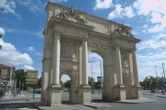 Sainte-Catherine Gate, Nancy Stock Photos