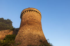Sainte-Catherine Tower in Dinan Stock Photography