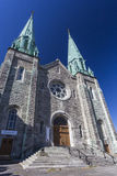 Sainte-Cecile Church Royalty Free Stock Photo