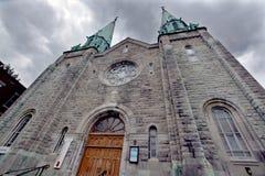 Sainte Cecile Church Royalty Free Stock Image